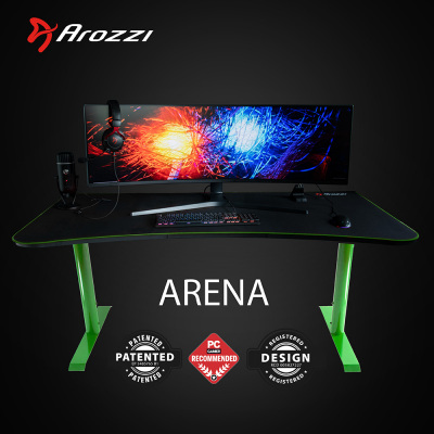 ARENA-GREEN Feature English