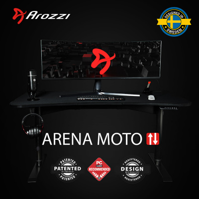 Arena Moto Feature English