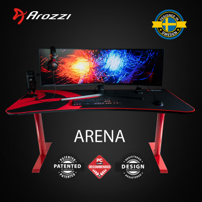 ARENA-RED Feature English