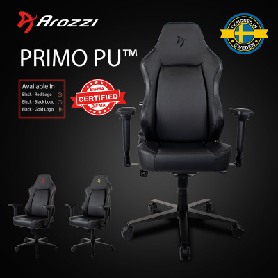 Primo PU Black  001