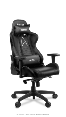 Star Trek Chair Black