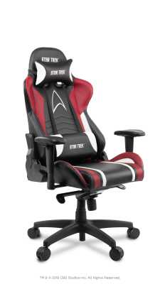 Star Trek Chair Red