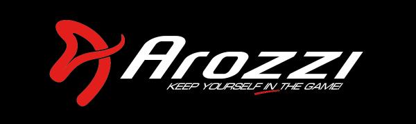 Arozzi logo tagline
